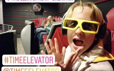 Roma con bambini: imparare la storia al Time Elevator
