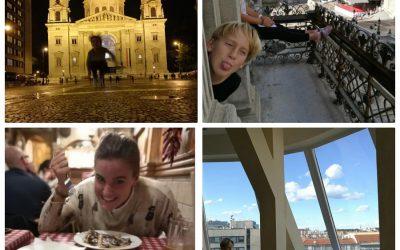 Cosa fare a Budapest con Bambini: 10 idee e più!