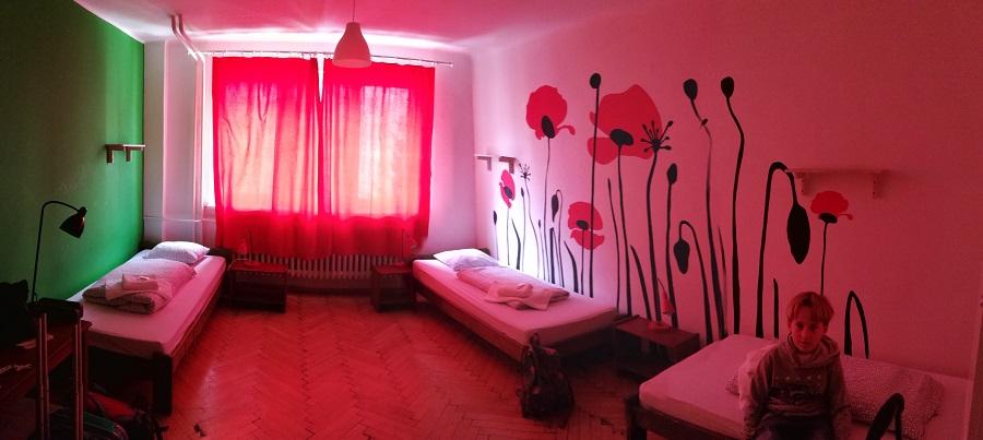 Dove dormire a Bratislava. La nostra esperienza in ostello family friendly.