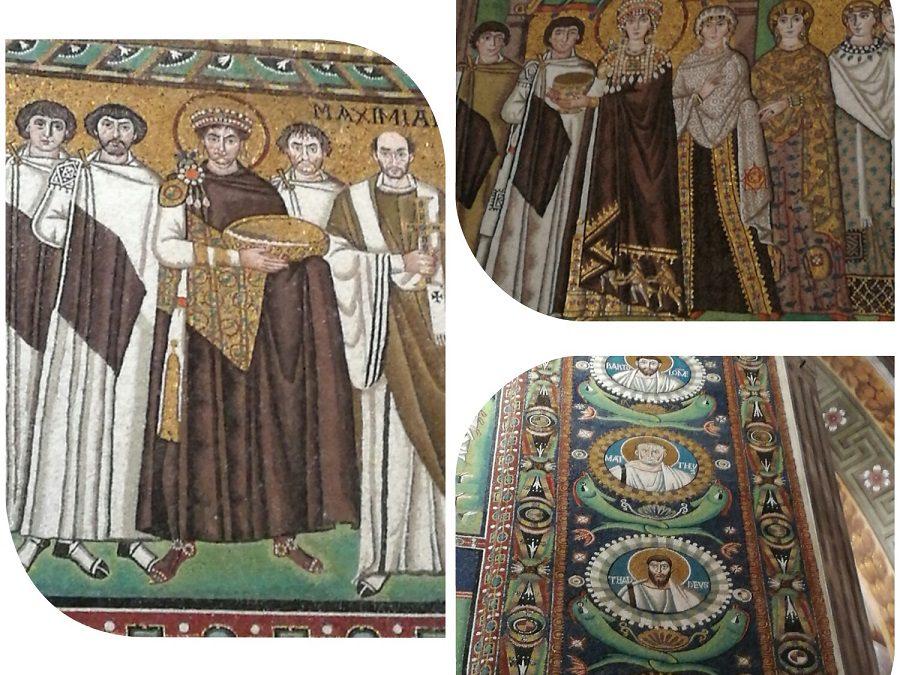 Ravenna con bambini. Alla scoperta di Ravenna giocando!