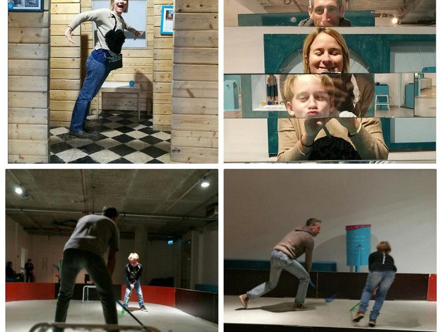 Riga con bambini, cosa fare? Visitare il museo interattivo Zinoo Center!