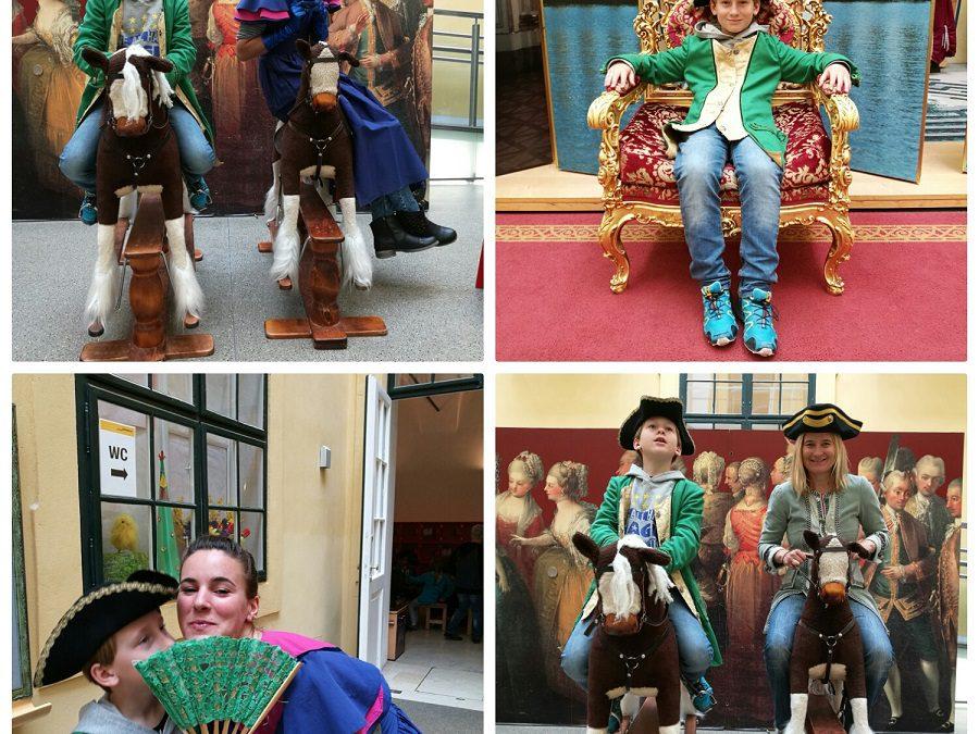 Vienna con bambini, cosa vedere? Il museo dei bambini di Schonbrunn, per trascorrere una giornata da re!