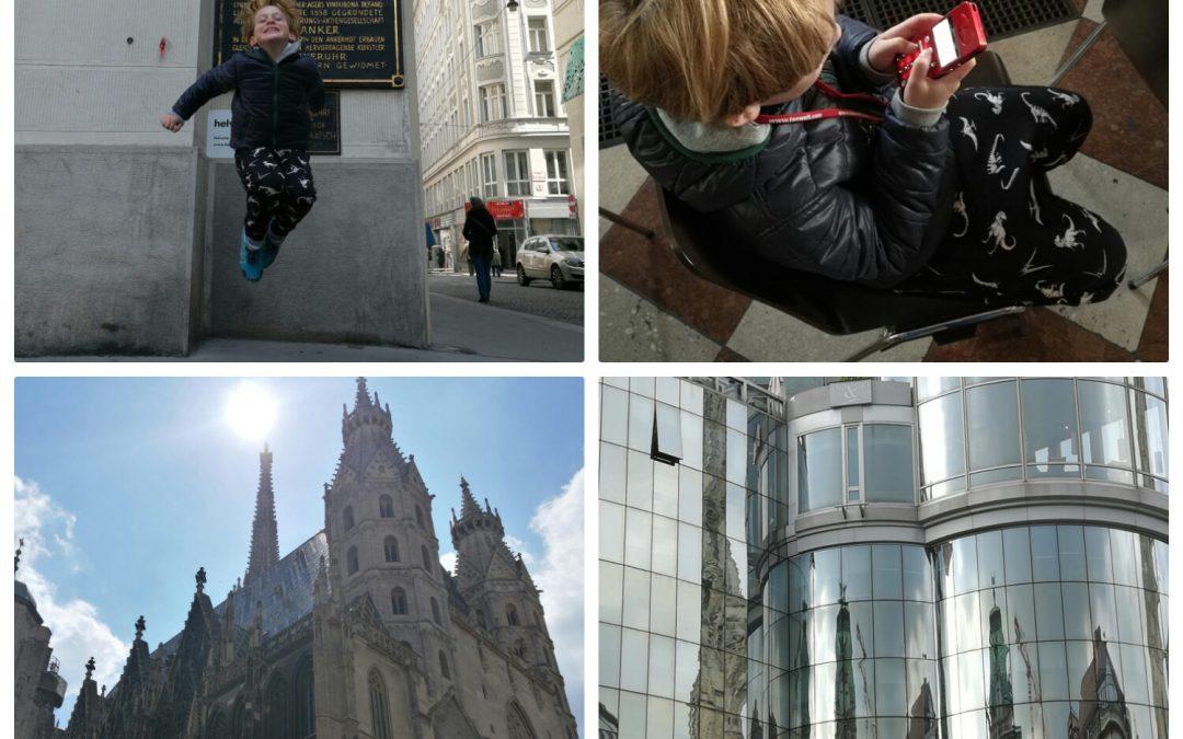 Vienna con bambini. Itinerario per scoprire questa città giocando.