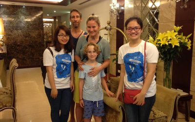 Viaggio in Vietnam: Visitare Hanoi con gli studenti universitari di HanoiKids…fantastica esperienza!