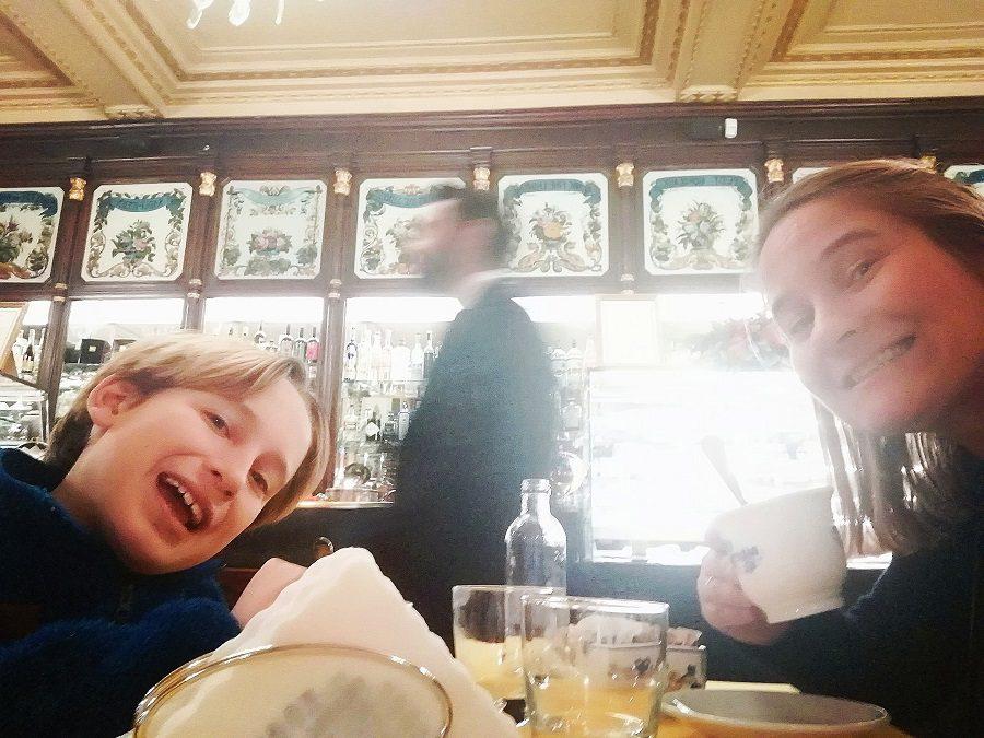 Torino Caffè storici con Bambini … una visita golosa!