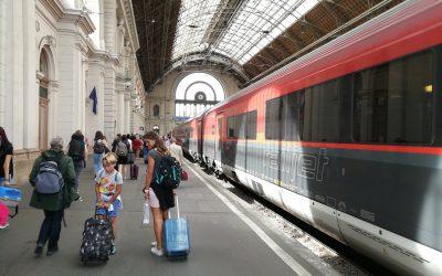 Come andare a Amsterdam in treno. Per gli amanti dei viaggi lenti!