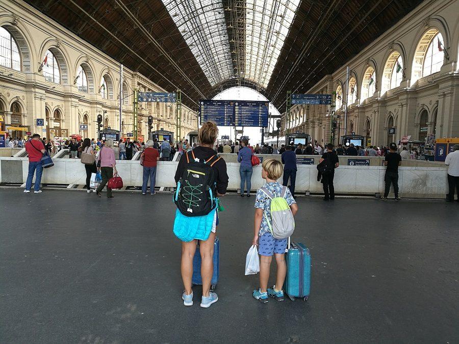 Come andare a Budapest in treno. Per gli amanti dei viaggi lenti!