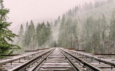 Andare in treno a Londra