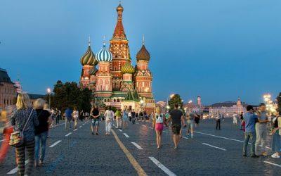 Treno per Mosca: come arrivare in treno a Mosca (visitando anche Vienna e Kiev), per gli amanti dei viaggi lenti o per chi non ama l'aereo!
