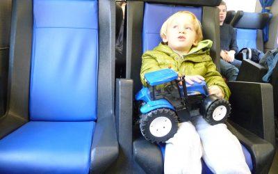 Come andare in treno a Innsbruck. Per gli amanti dei viaggi lenti!