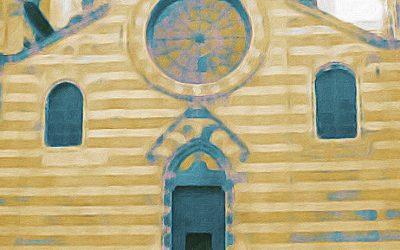 Piazza San Matteo a Genova tra fantasmi e ladri impiccati con una corda d'oro