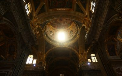 Genova gratis. Visita alla Chiesa del Gesù tra ori e dipinti di Pieter Paul Rubens!