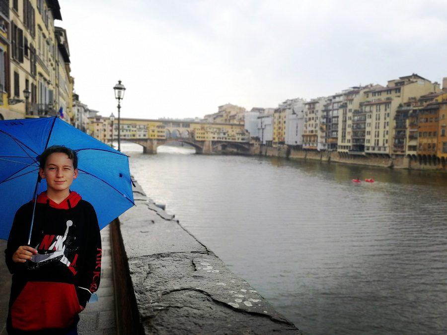 Curiosità da vedere a Firenze: la cantonata dei Bischeri!