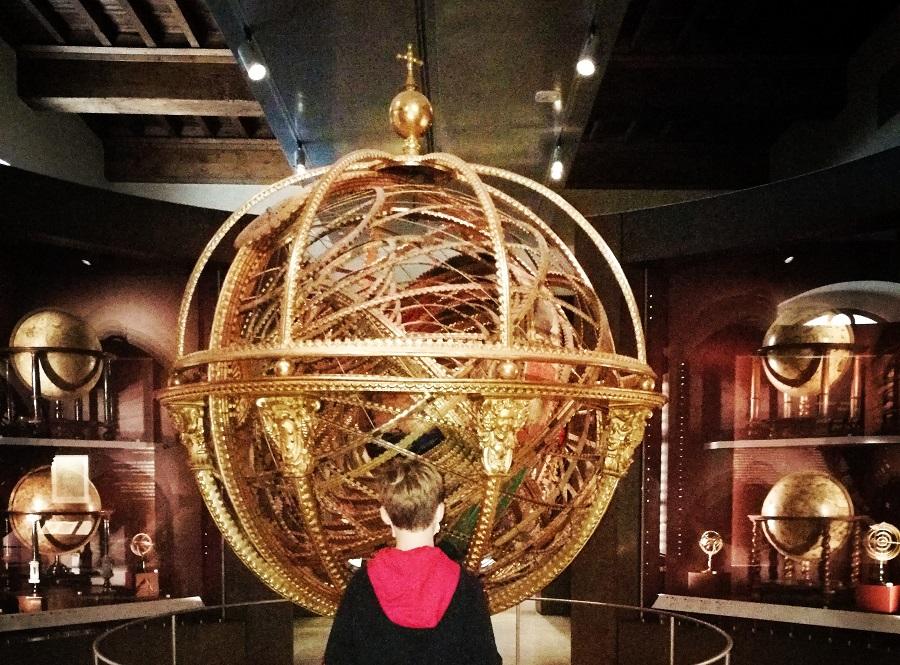 Museo Galileo Galilei: un viaggio tra le scoperte scientifiche (e non solo) attraverso cinque secoli di storia!